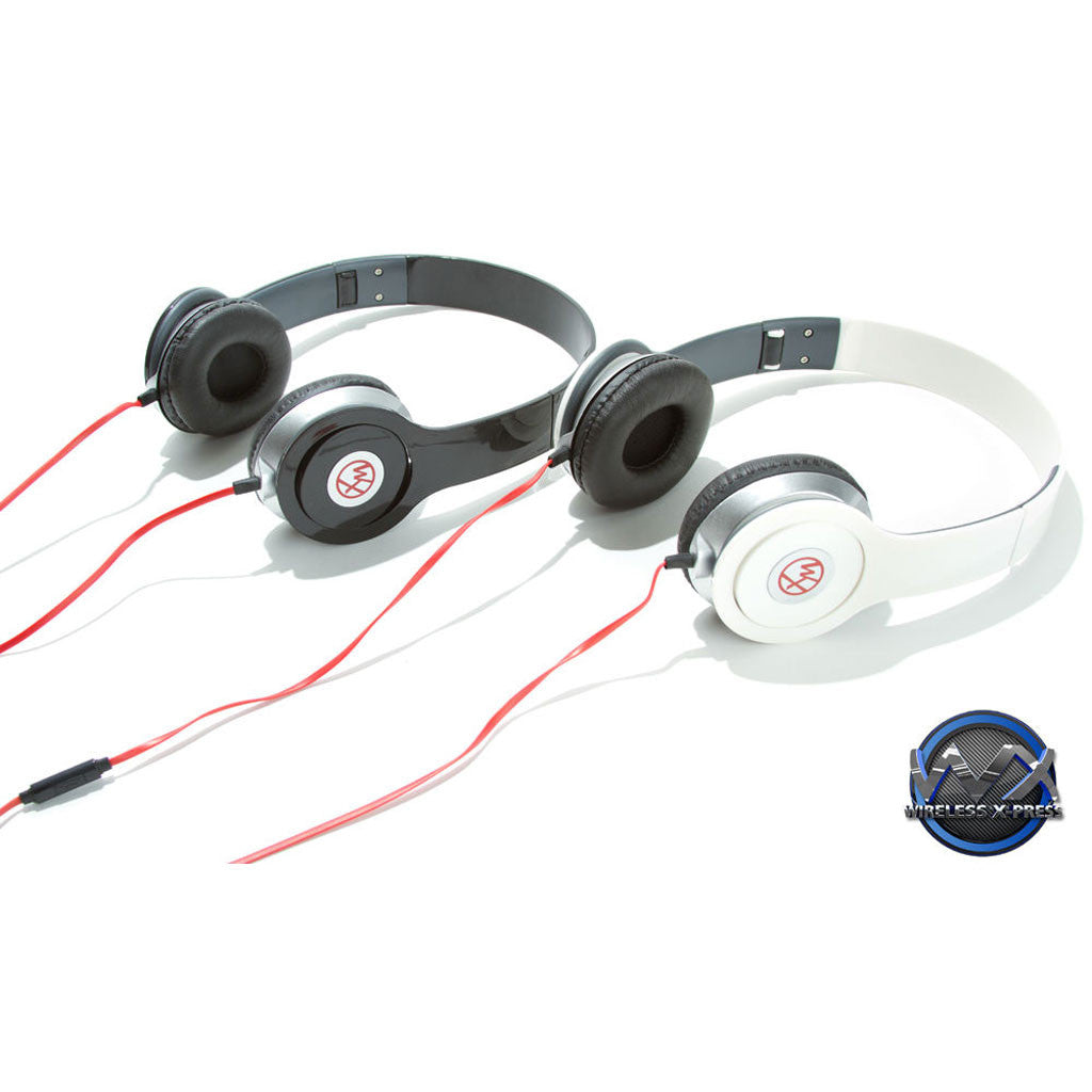 3.5 MM Tri-Fold Headphones