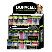 Duracell 3-Tier Counter Display (74 count)