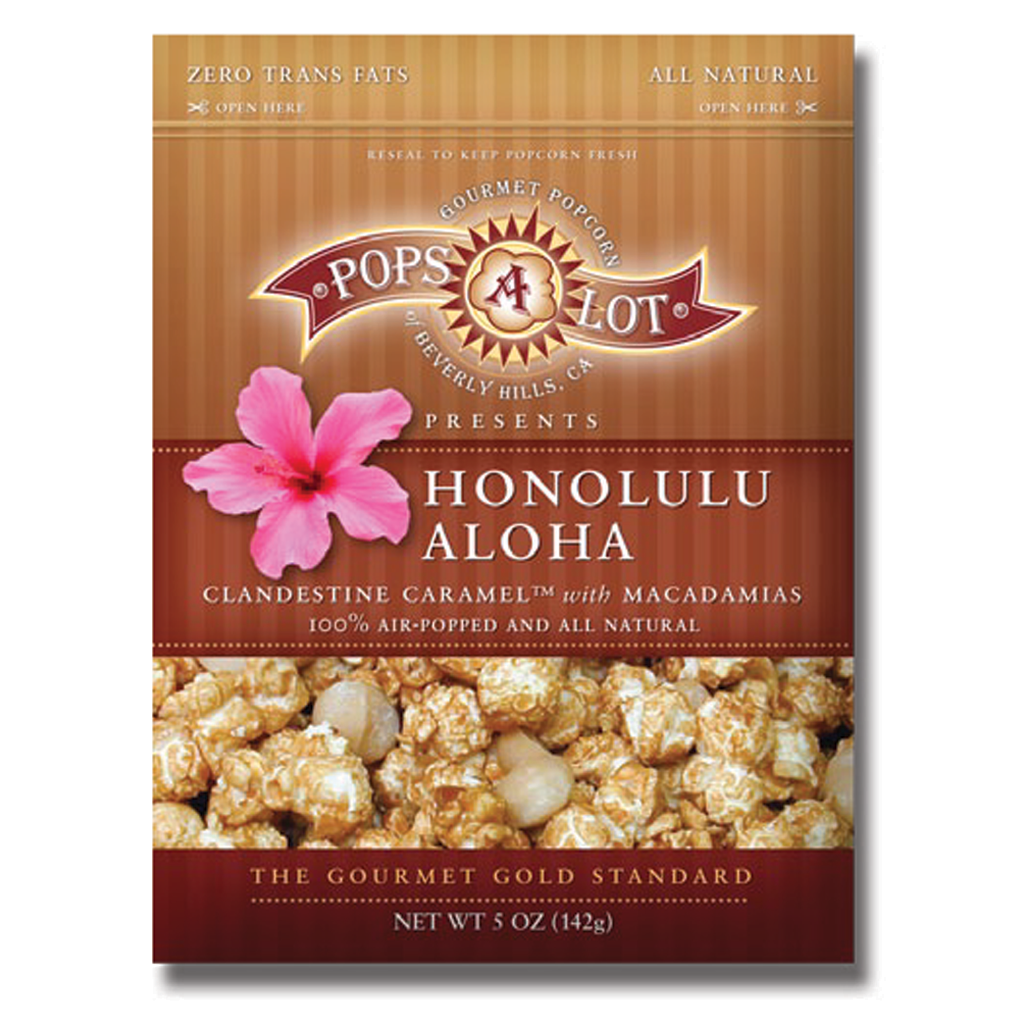Honolulu Aloha (with macadamia nuts) 12 count min./order