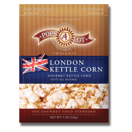 London Kettle Corn 12 count min./order