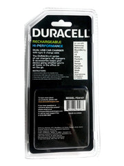 Duracell Micro 3.1 Amp USB charger with sync and charge cable (DU1576)