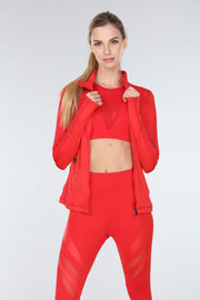 LAS MOTO SET | RED