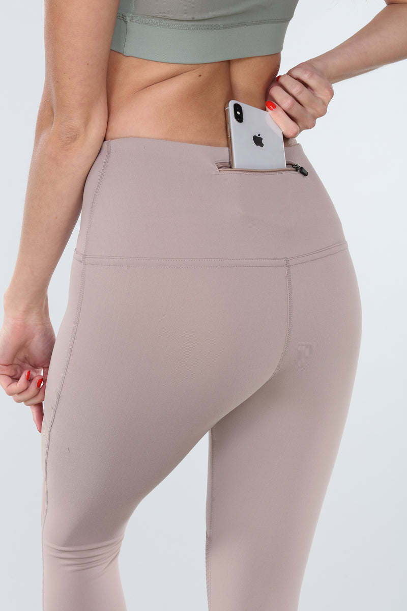 PANTHERA LEGGINGS | MOCHA