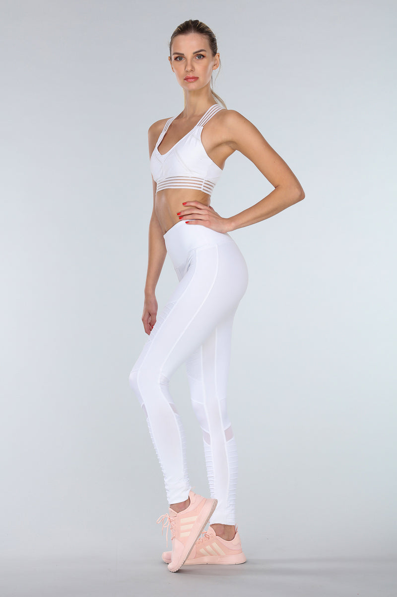 BLURRED-LINES SPORTS BRA | WHITE-SPORTS BRAS-LA Society-LA Society
