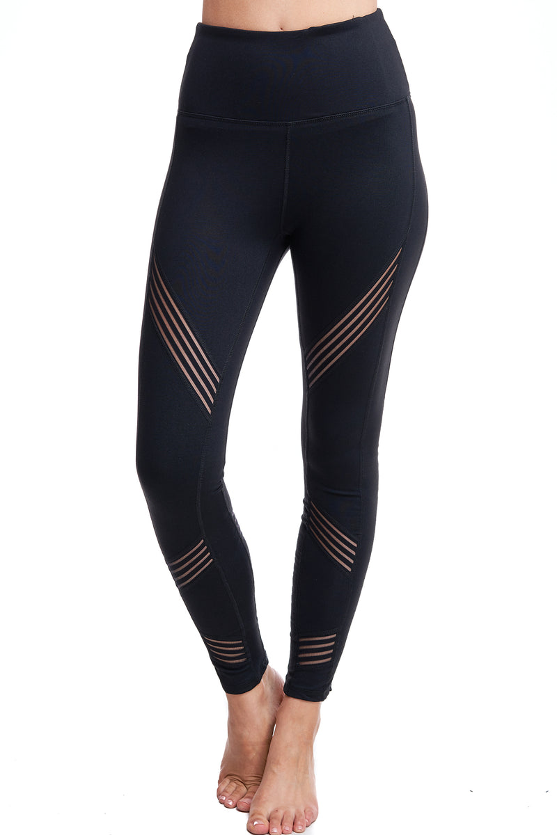 BLURRED LINES LEGGINGS - LA Society