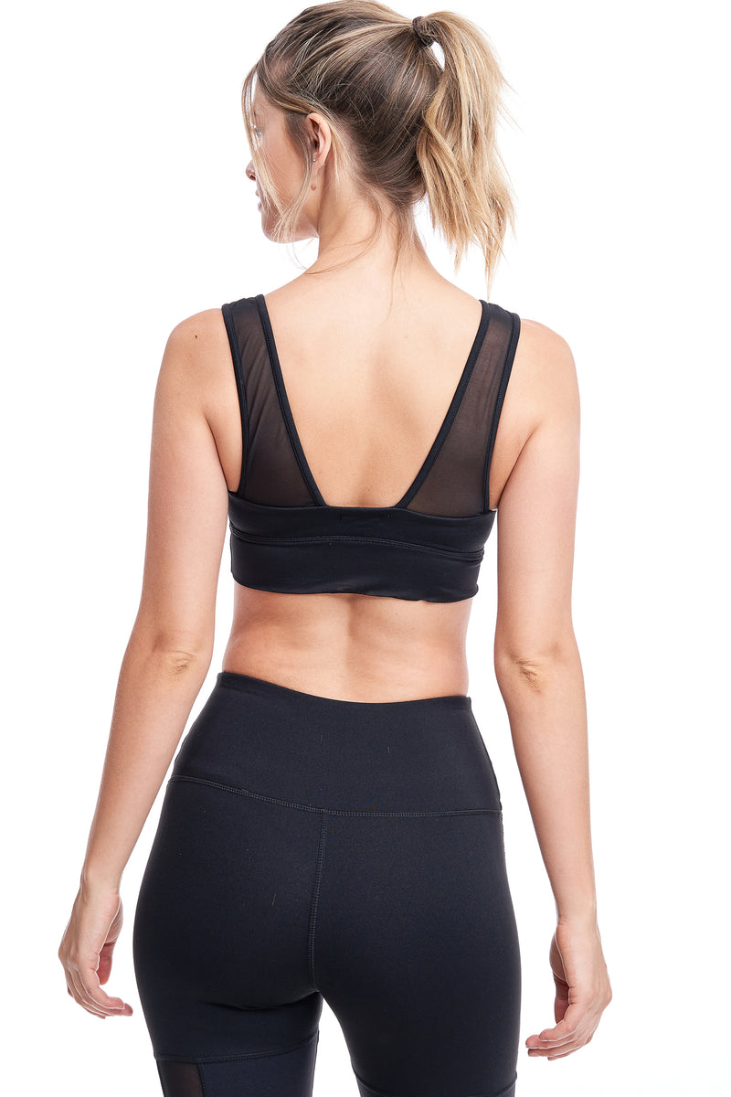 TRANQUIL SPORTS BRA - LA Society