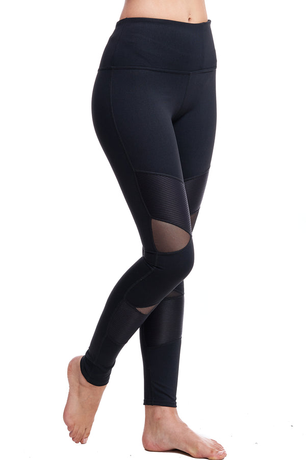 PANTHERA LEGGINGS | BLACK