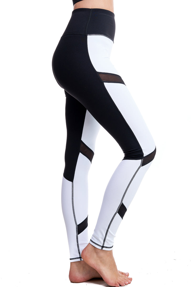 MOONLIT MESH LEGGINGS - LA Society