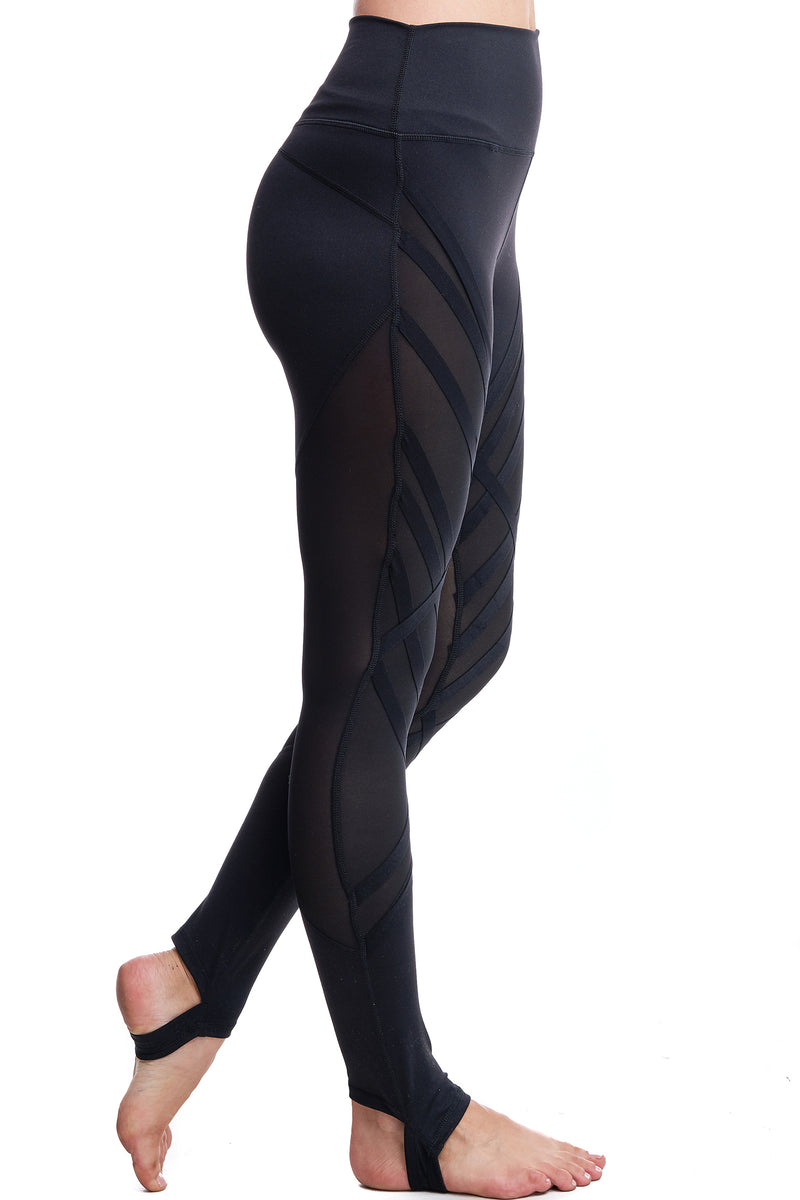 CRISS CROSS COMFORT LEGGINGS - LA Society
