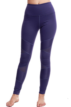 PANTHERA LEGGINGS | PURPLE - LA Society