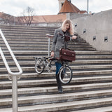 Leather Carry Handle for Brompton bicycle