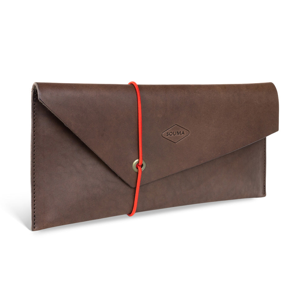 Women's leather clutch - Jose