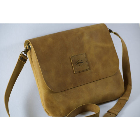 "Simple Satchel ""TOPAZ"""