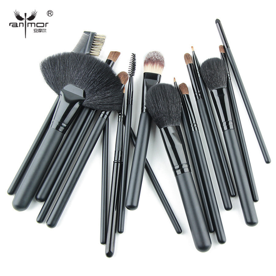 18 PCS Makeup Brush Set Professional Makeup Brushes Soft Hair Make Up
