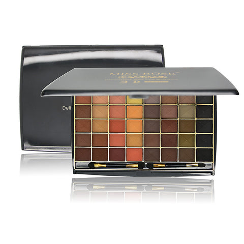 48 Colors Waterproof Matte Eyeshadow Palette Makeup Cosmetic