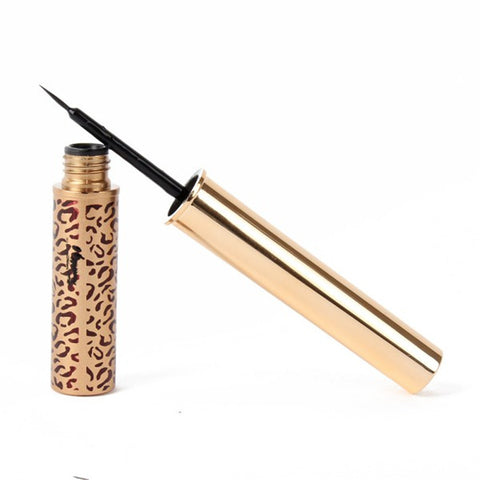Black Waterproof Eyeliner Liquid Leopard Eye Liner Pen Pencil