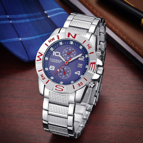 Business Watches Casual Watch Quartz Watches relogio masculino