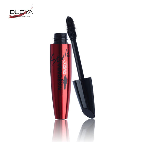 Waterproof Long Curling Natural Long Lasting Eyelash Cream Black Mascara