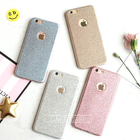 iphone 7 Case For iphone7 6 6S Plus 5 5S SE Phone Cases Crystal Bling