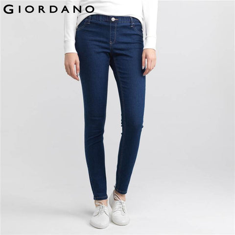 Denim Pants Stretchy Jean Pants Ladies Casual Trousers Vetement Femme