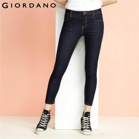 Skinny Jean Trousers Mujer Brand Famous Clothing Ladies Pants Femininas