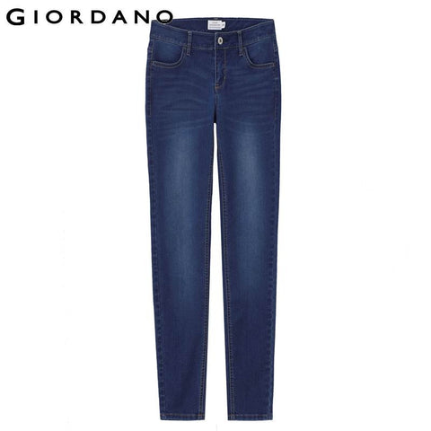 Soft and Stretch Denim Trousers Femme Pantalon Ladies Pants