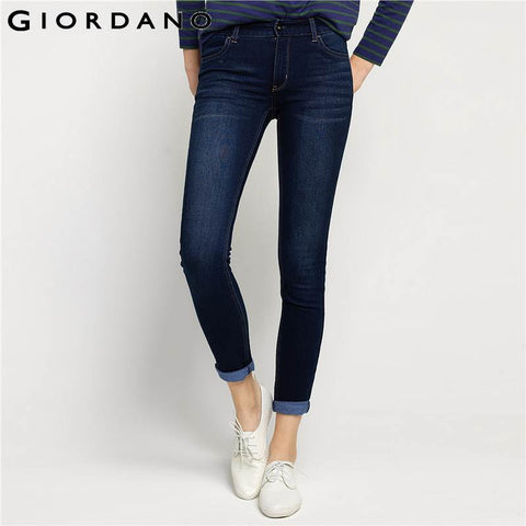 Jeans Trousers Female Whiskering Denim Jean Pants for Women Jeans