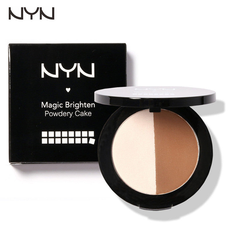 Bronzer Highlighter Colors Concealer Bronzer Palette Comestic Make Up
