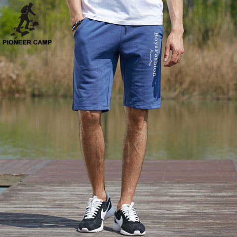 knitwear comfortable&breathable mens  shorts print loose mens board