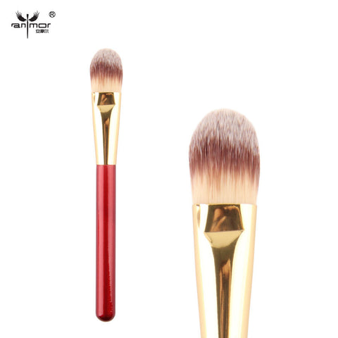 Beauty Pincel De Maquiagem Synthetic Hair Make Up Brushes