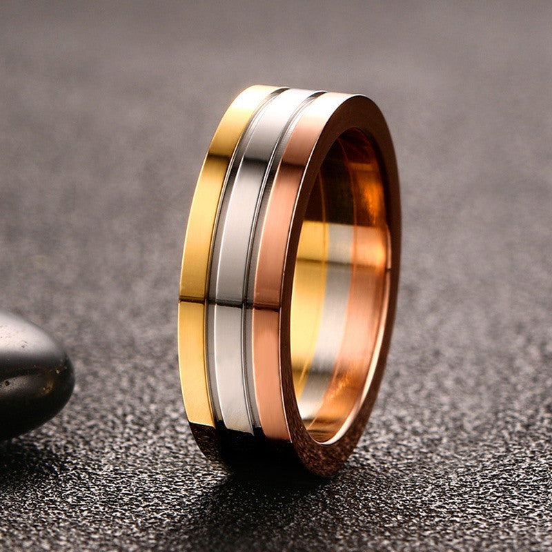 for set rings stainless ring com a band steel jstyle pcs wedding dp men simple mm cool amazon