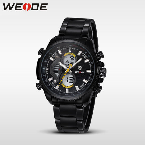 Watches Special Men Analog Date Alarm Waterproof Alloy Wrist Watches Gifts For Men