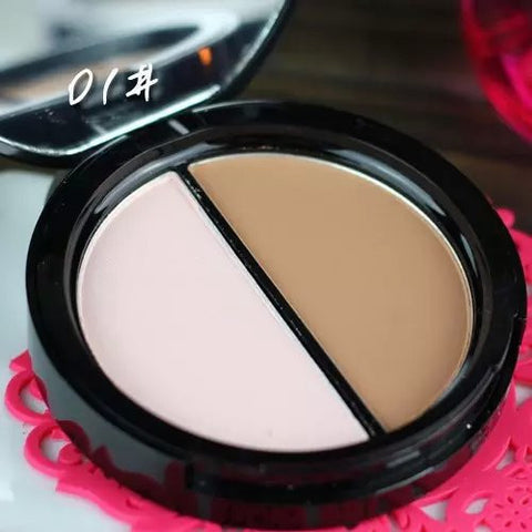 Bronzer & Highlighter Powder Trimming Powder Make Up Cosmetic Brand