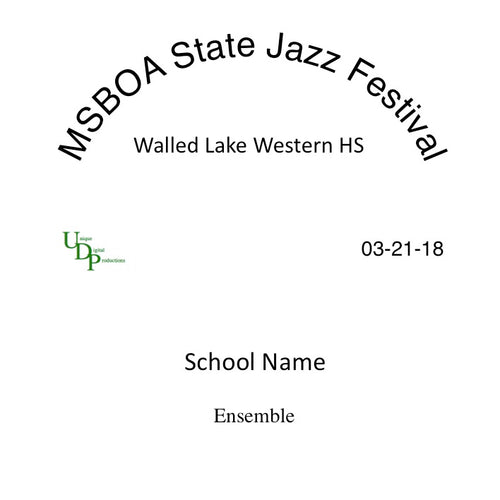Walled Lake Western HSJazz Band I