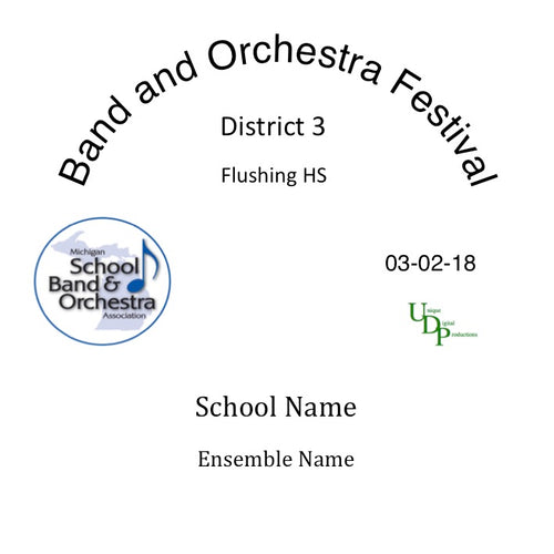 Flushing MS Concert Band