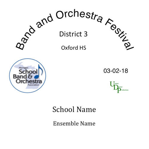 Brandon MS Concert Band