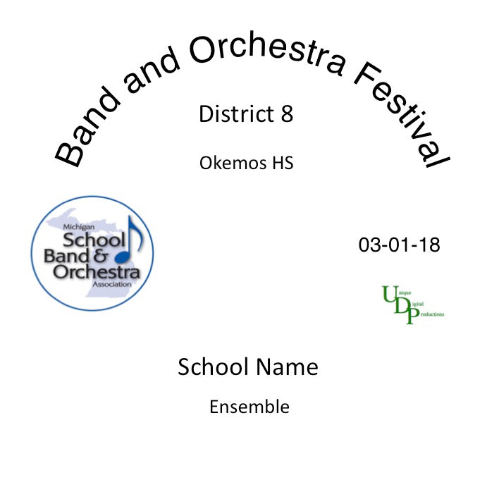 Okemos Chippewa MS 8th Grade Band