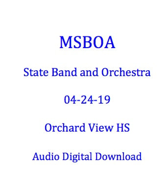 Muskegon Oakridge HS Concert Band