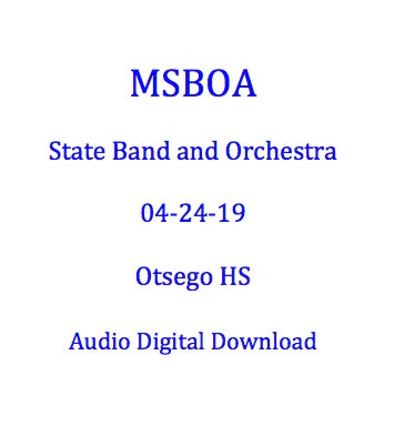 Otsego HS Concert Band