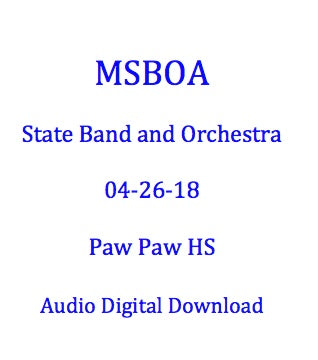 Paw Paw HS Concert Band