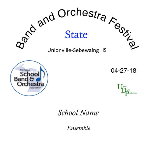 Standish-Sterling MS Concert Band