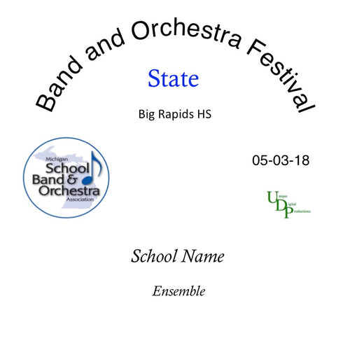 Byron Center Charter High School Symphonic Band
