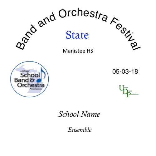 Manistee Catholic Central MS Band