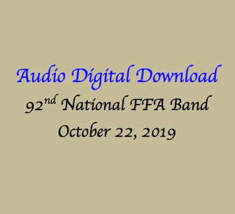 92nd National FFA Band