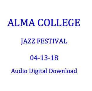 Alma HS Jazz Ensemble