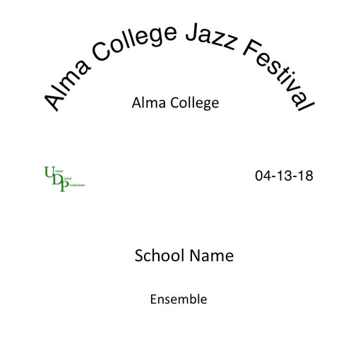 Alma MS Jazz Band