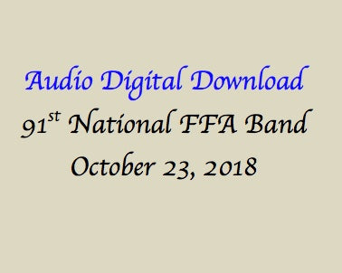 91st National FFA Band