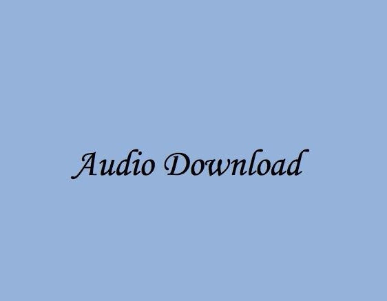 Girls Choral Academy Audio Download