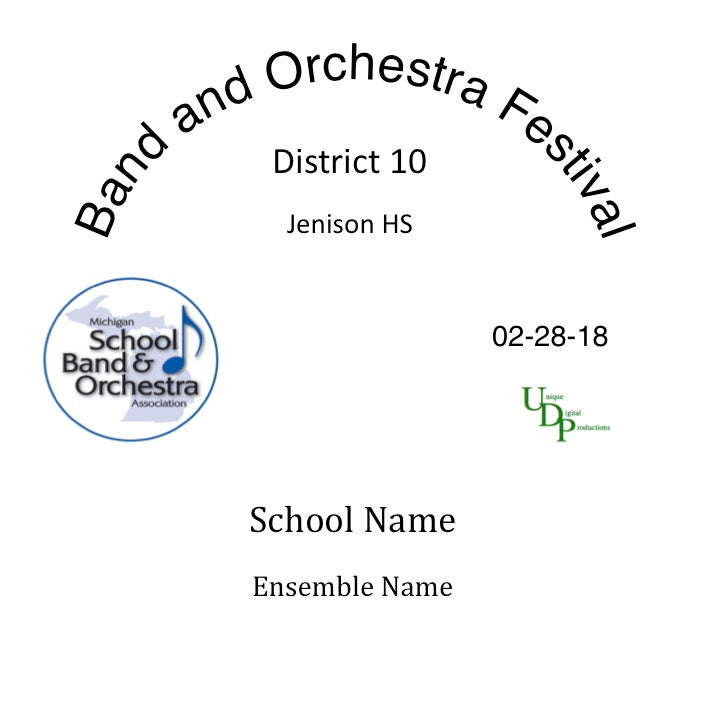 Zeeland Cityside MS 7th Grade Band