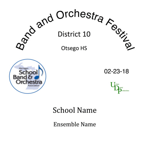 Blissfield MS 8th Concert Band